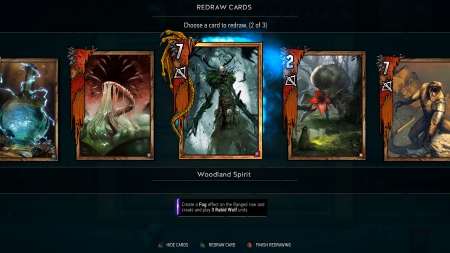 GWENT: The Witcher Card Game: Screen zum Spiel GWENT: The Witcher Card Game.