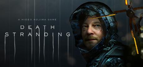 Logo for Death Stranding