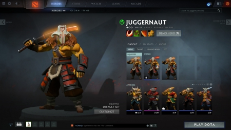 Dota 2: Screenshot zum Titel.