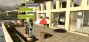Playstation Home: Screenshot - Playstation Home