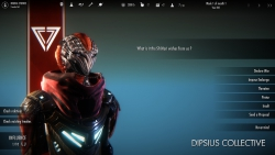 Dawn of Andromeda: Screenshot zum Titel.
