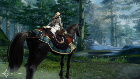 Revelation Online: Screen zum Spiel Revelation Online.