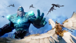 Riders of Icarus: Screenshot zum Titel.