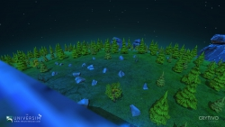 The Universim: Screenshot zum Titel.