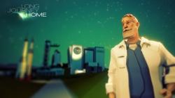 The Long Journey Home: Screenshot zum Titel.