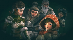 Silence: Erste Screens zum Spiel.
