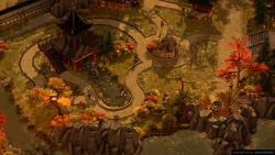 Shadow Tactics: Blades of the Shogun: Screenshot zum Titel.
