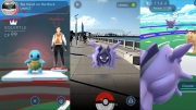 Pokemon Go: Screenshot Juli 16