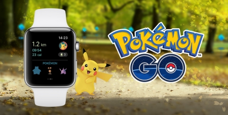 Pokemon Go: Apple Watch Support