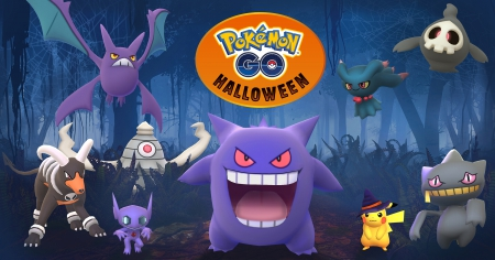 Pokemon Go: Halloween Event