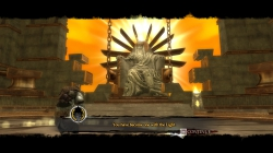 Ascend: Hand of Kul: Screen zum Titel.