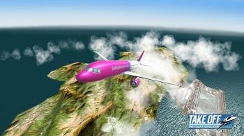 Take Off - The Flight Simulator: Screenshots zum Artikel