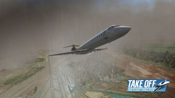 Take Off - The Flight Simulator - PC-Version erschienen
