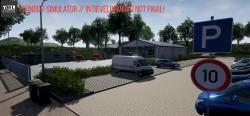 Fernbus-Simulator: Screen zum Spiel.