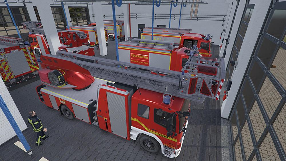 Notruf 112 - Die Feuerwehr Simulation - Bilder | ePrison ...