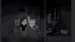 Bear With Me: Screenshot zum Titel.