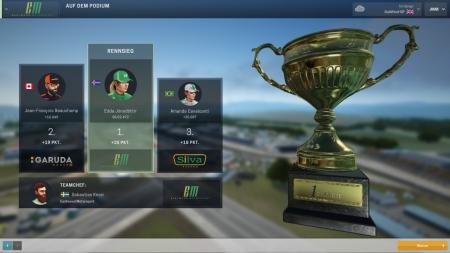 Motorsport Manager: Screenshots aus dem Spiel