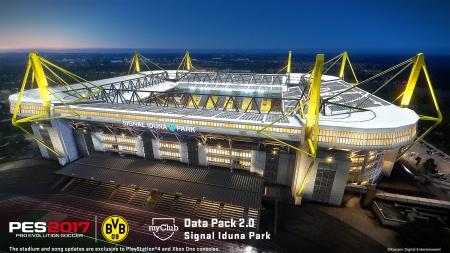 Pro Evolution Soccer 2017: Data Pack2 Pictures