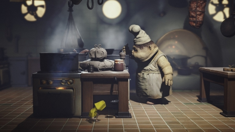 Little Nightmares: Screen zum Spiel.
