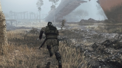 Metal Gear Survive: TGS Screenshots