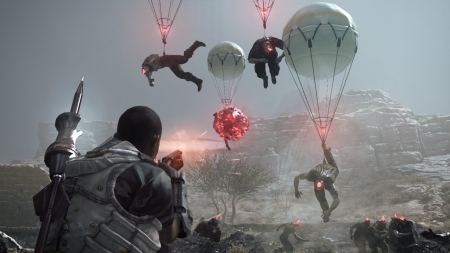Metal Gear Survive: E3 - Bilder und Fact Sheet