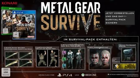 Metal Gear Survive: Metal Gear Survive - Bilder 25.10.2017