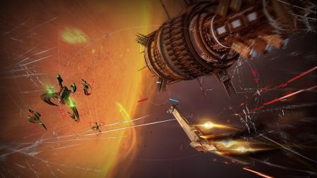 Galaxy on Fire 3: Screenshots 12-16