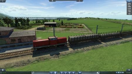 Transport Fever: Screenshots aus dem Spiel