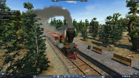 Transport Fever: Screenshots aus dem Spiel