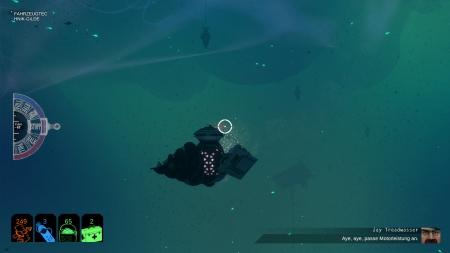 Diluvion: Screenshots aus dem Spiel