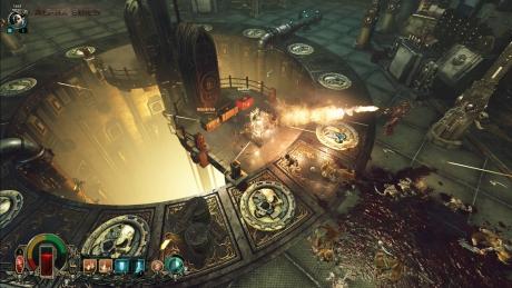 Warhammer 40.000: Inquisitor - Martyr: Screen zum Spiel.