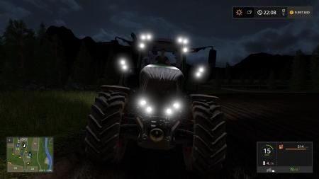 Landwirtschafts-Simulator 17: Screenshots aus dem Spiel