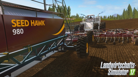 Landwirtschafts-Simulator 17: Big Bud Add-On
