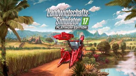 Landwirtschafts-Simulator 17 - Platinum Edition und Platinum Addon ab heute erhältlich