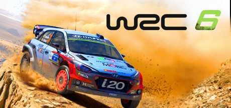 WRC 6: FIA World Rally Championship - WRC 6: FIA World Rally Championship