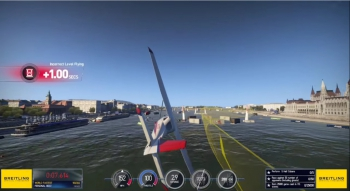 Red Bull Air Race - The Game: Screenshots zum Artikel