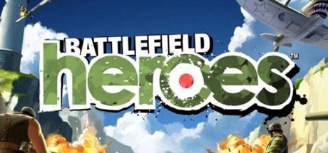 Logo for Battlefield Heroes