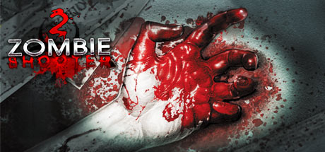 Logo for Zombie Shooter 2