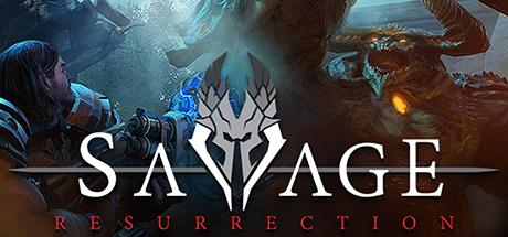 Savage Resurrection - Savage Resurrection