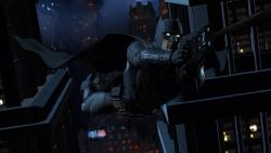 Batman - The Telltale Series: Screenshot zum Titel.