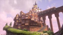 World of Final Fantasy: Screenshots 09-16