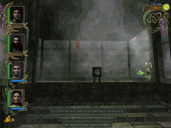 Might and Magic IX: Screen zum Spiel.