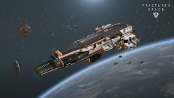 Fractured Space: Screenshot zum Titel.