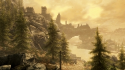 The Elder Scrolls V: Skyrim Special Edition: Screenshot zum Titel.