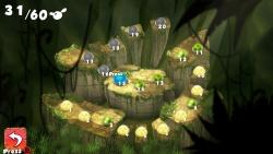 Gravity Island: Screenshot zum Titel.