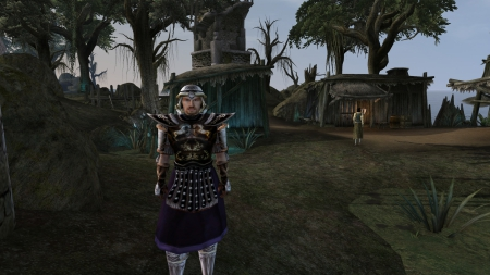 The Elder Scrolls III: Morrowind GOTY Edition: Screens zur Mod Morrowind Rebirth.