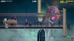 Spryke: Screen zum Spiel.