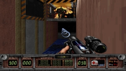 Shadow Warrior Classic: Screenshot zum Titel.