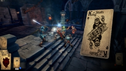 Hand of Fate: Screenshot zum Titel.