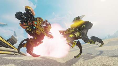 RIGS: Mechanized Combat League: Shop Pictures